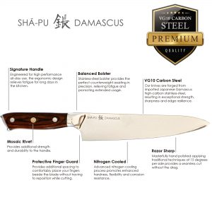 Sha-Pu-Damascus-Redwood-Signature-Handel