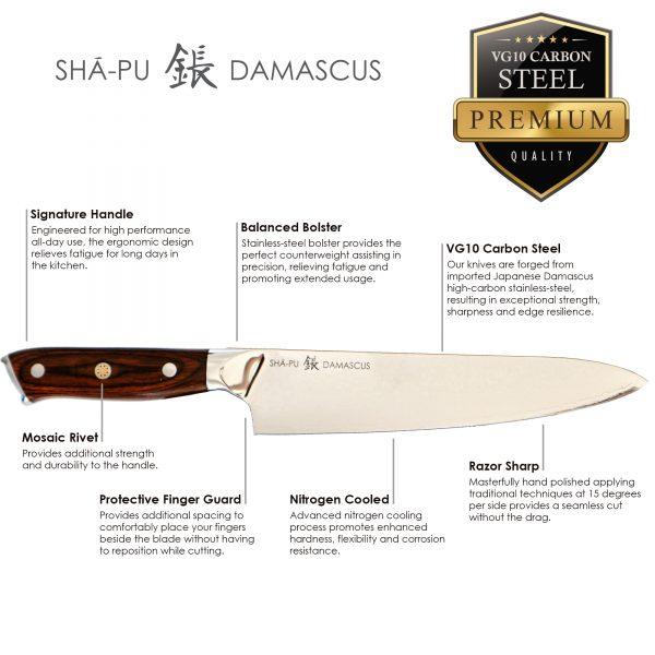 Sha-Pu-Damascus-Redwood-Signature-Handel